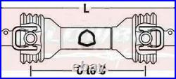 FAHR FELLA FORT Disc Mower Driveline SM2.17 SM165 F25/4 With 1 3/8 6 Spline Yokes