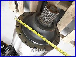 FAIRFIELD TORQUE HUB s10A84444 441 series P28779 final drive brake spline wheel