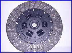 Fits 3510 4110 4510 Mahindra tractor clutch Disc 16441202101 10 3/8 13 spline