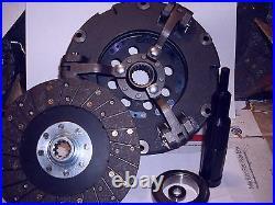 Fits Kubota L2800 L3400 L3901 L4400 tractor clutch 9 10 spline