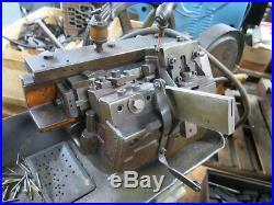 Flat Die Thread Roller Small Capacity with Threading, Spline & Knurling Dies