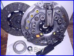 Ford 2000 2100 2110 3000 3100 3120 3190 3300 3310 10 spline tractor clutch kit