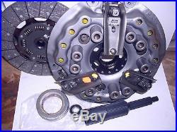 Ford 2000 2100 2110 3000 3100 3120 3190 3300 3310 15 spline tractor clutch kit