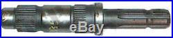 Ford 5/7600 2 Speed PTO Shaft (540rpm) 6 spline 3335