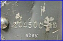 GRESEN 20450C1D HYDRAULIC GEAR PUMP REMANUFACTURED 14 Spline 4 Bolt Mount