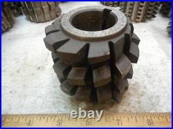 Gear Hob Cutter Mich Tool Co La 6 42 Rh Fin 2.993 Od 2.432 Root Dia 10 Splines
