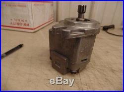Genuine Bosch Rexroth Sr12s37ek15r125 Hydraulic Pump, 9-spline, 05118, N. O. S