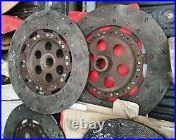 Genuine Massey Ferguson tractor clutch plate Coarse spline 12 3599462M91