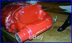 Great condition Chicago Pneumatic spline drive impact gun