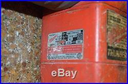 HEAVY DUTY MILWAUKEE THUNDERBOLT # 5311 1-1/2 Spline Drive
