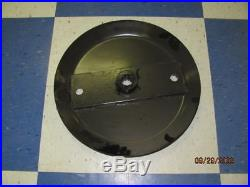 HOWSE Stump Jumper Flywheel Blade Pan Round Blade Bolt Holes 12 Splined Hub 40HP