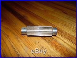 HYDRA-MAC SKID STEER LOADER splined SHAFT GEAR 2300-094 F115 HYDRAMAC