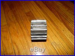 HYDRA-MAC SKID STEER LOADER splined SHAFT GEAR 2300-114 HYDRAMAC