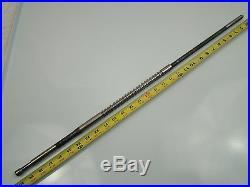 Hassay Savage 0.6545 Diameter Spline Pull Broach 26254