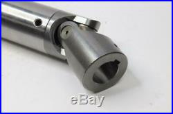 Heavy Duty PTO Shaft 15-3/4 Closed Length 8 Spline for 1-1/4 Keyed Shaft