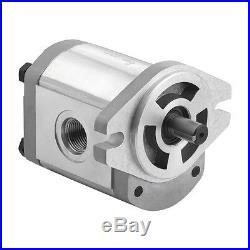 Hi-Press Hydraulic Gear Pump 2900 Max PSI Spline 9Tooth