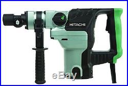 Hitachi DH38YE2 1-1/2-Inch Spline Shank Rotary Hammer, 2 Mode