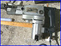 Hitachi PR-38E Breaker Rotary Hammer Drill Hex Drive Only. No SDS-No Spline