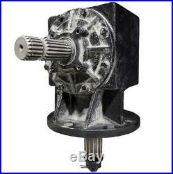Howse 75PRC71146 Gearbox 1-3/4 X 20 Spline input 2 X 15 Spline output