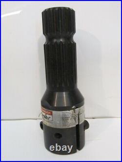 Hub City 0332-00094, Splined Adapter to 125 HP / 1-3/8-21 Spline