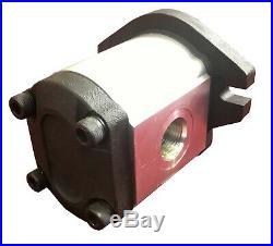 Hydraulic Gear Pump, 28cc/rev, 22 gpm @3000rpm, 3625psi, Spline Shaft, SAE A, CCW