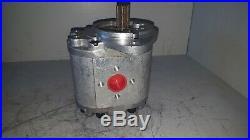 Hydraulic Gear Pump, Splined Shaft, 1 5/8, T88