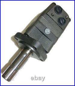 Hydraulic Motor MS 100 CC/REV Shaft 6 Splined PTO 34,85 Side Ports 1/2 BSP