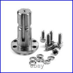 Hypro 9910-KIT2201 Diaphragm Pump Shaft Kit 1-3/8-6 Spline Male PTO