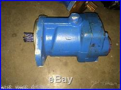 Ingersoll-Rand 50421213 Slow Feed Pump Splined Shaft Vickers Eaton MPF B10 Atlas