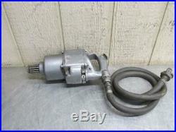 Ingersoll Rand Model 2934 No. 5 Spline 1-5/8 Drive Air Impact Wrench Heavy Duty