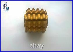 Involute Spline Hob Cutter MODULE M5 PA30 USSR Evolventenverzahnung Wälzfräser