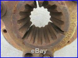 John Deere A3248R 15 spline A hub - Nine bolt hub