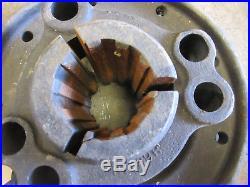 John Deere Unstyled B rear hub 10 spline 9 bolt set B2182R Very rare