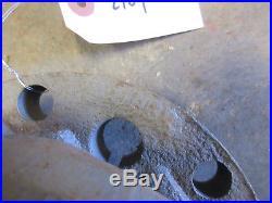 John Deere unstyled B 10 spline rear axle bolt in hub B2186R #2
