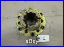 John Deere unstyled B 10 spline rear axle hub B2186R