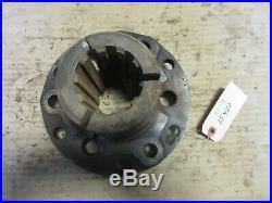 John Deere unstyled B 10 spline rear axle hub B2187R