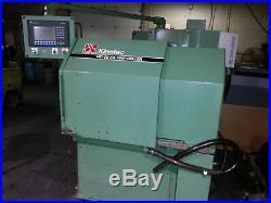 KINEFAC MC 55 Spline Roller Thread Roller or Ball Joint Burnishing Machine