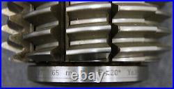 KLINGELNBERG Stollenwälzfräser involute spline hob m=3,175mm BP II nach DIN3972