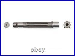 Kawasaki Replacement K3v112dt Pump Rear Shaft 12 Spline For Hydraulic Excavator
