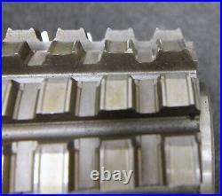 Keilwellenwälzfräser spline hob 10 Keile 46x52x6 mit Höcker Fertigfräser 1gg. Re