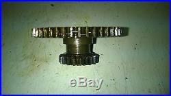 Leblond Regal 13 Lathe Splined Double Gear