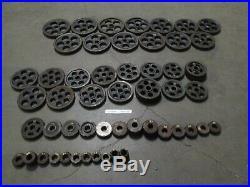 Lot of 58 Barber Coleman 25-15 Spline Shaft Change Gears List in Pictures