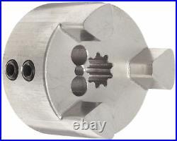 Lovejoy 37906 Size L100 Jaw Coupling Hub Sintered Iron Inch 13T Spline Bore 1
