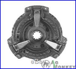 M182463 11 Dual Stage Clutch-10 Spline PTO PPA Massey Ferguson F40 To30 To35 35