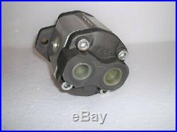 MARZOCCHI Hi Performance Hydraulic Gear Pump SAE 2bolt 5/8-9 spline GHP2A series