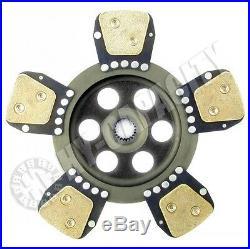 MASSEY 12 Disc 5 Pad, Solid Center, with 1-1/8 21 Spline Hub Reman 1693883M91