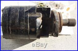 Mb100306aaa trw ross hydraulic motor 10 3 cu in3 rev for Trw ross hydraulic motor
