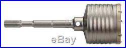 MILWAUKEE 48-20-5462 Hammer Drill Core Bit 2-5/8 x 11-3/8L, Spline