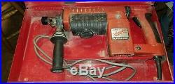 MILWAUKEE THUNDERBOLT SPLINE ROTARY HAMMER DRILL 5316 1-1/2 inch Parts or repair