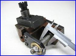 MT Live Tool Holder 4 Gear Hobbing, CNC Lathe Eurotech 760 S LE, hob spline turn